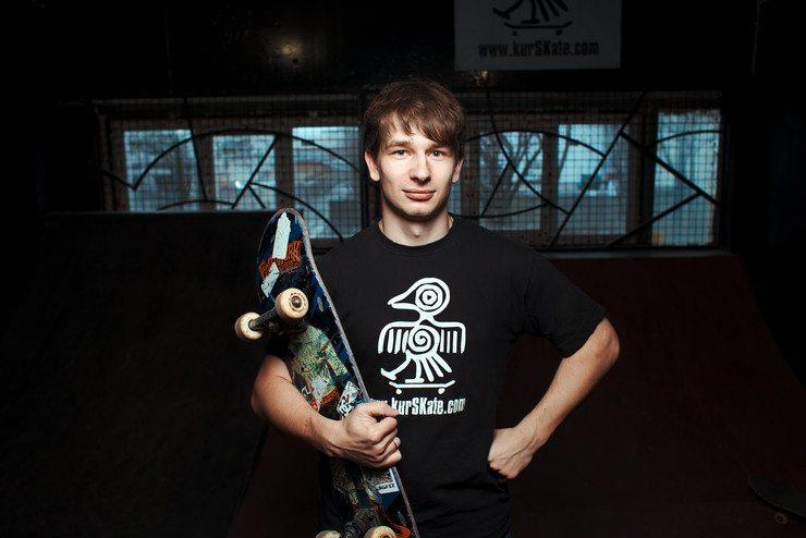 Темы  Рубрика «Своими руками», или Скейт-парк с неба не свалится