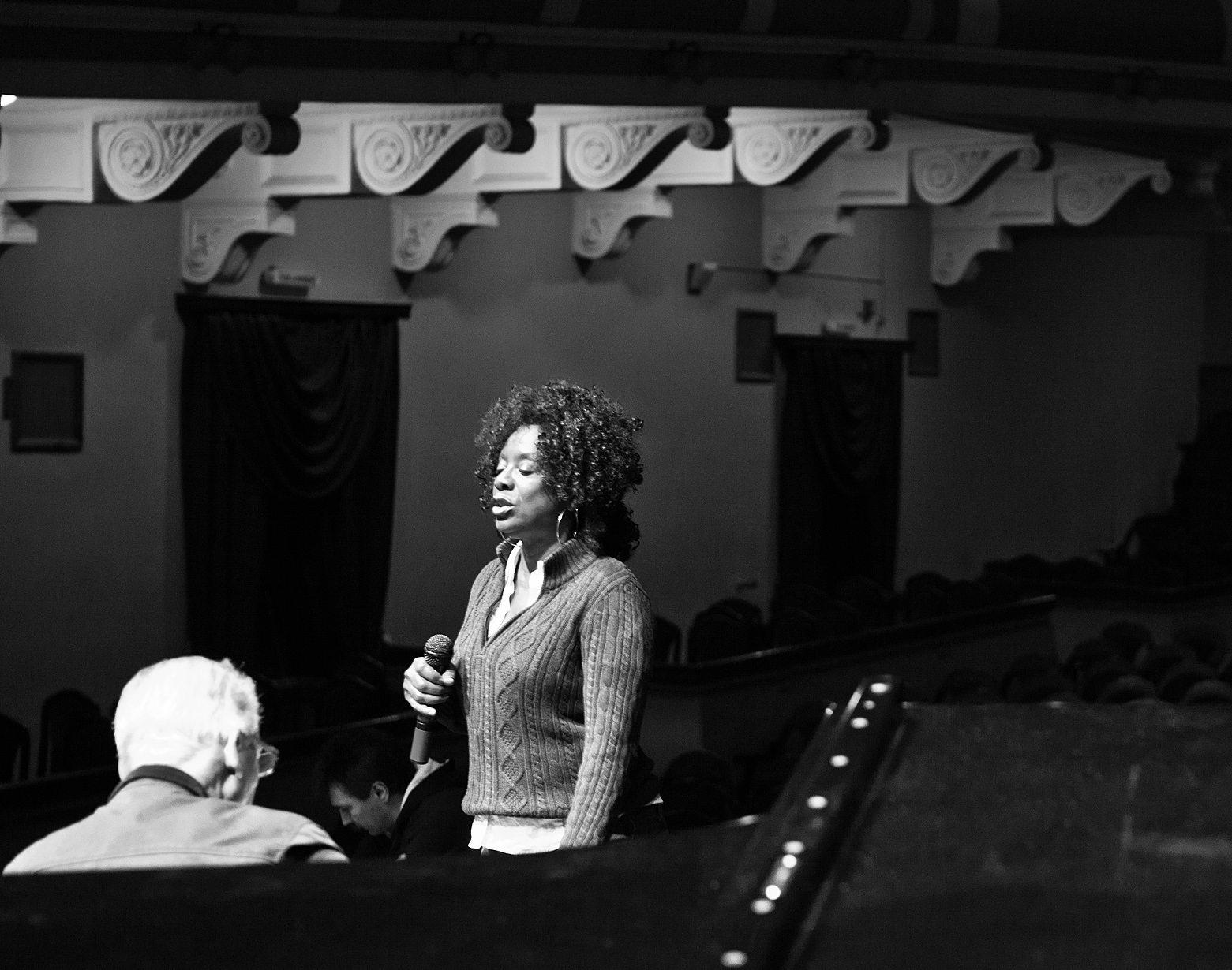 События  Ив Корнелиус: джаз от первого лица