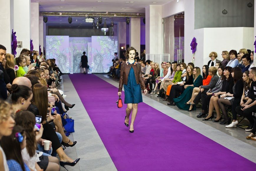 События  KURSK FASHION WEEK SPRING 2016. ОТКРЫТИЕ