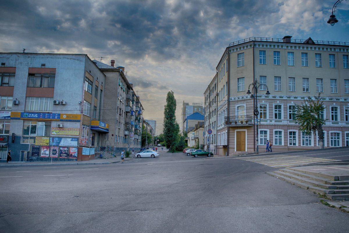 Улица Ендовищенская