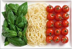 Italian-Flag-as-Food