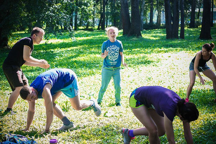 Беговой клуб Run For Fun  RUN FOR FUN: тренировка 20 августа