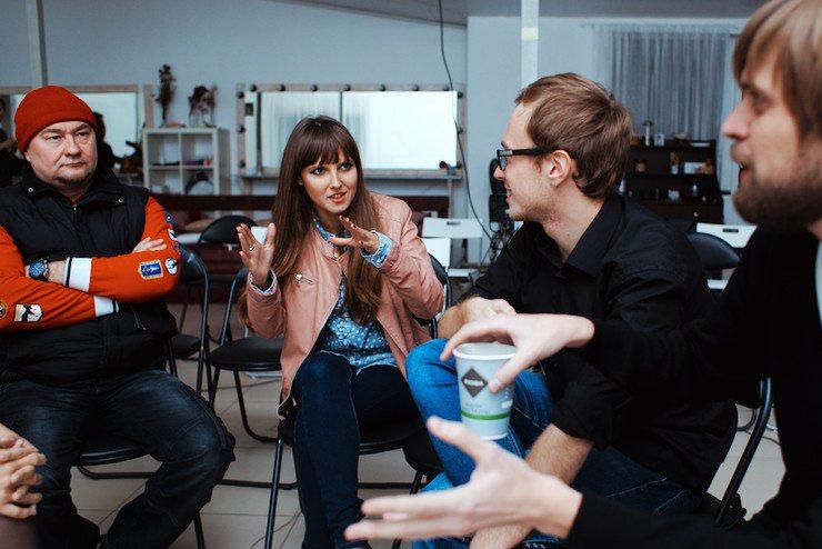 Темы  5 зрителей обсуждают Манхэттенский фестиваль кино