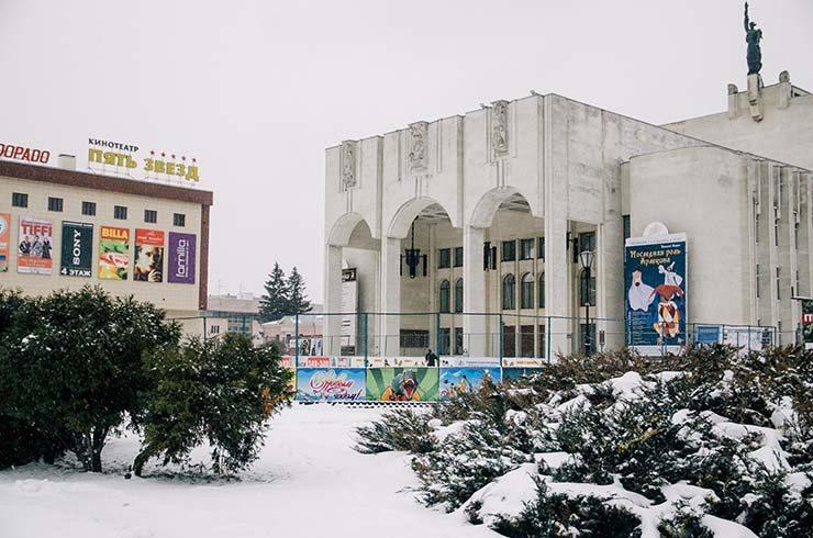 Новый год 2017 Темы  8 катков Курска, где можно прокатиться с ветерком