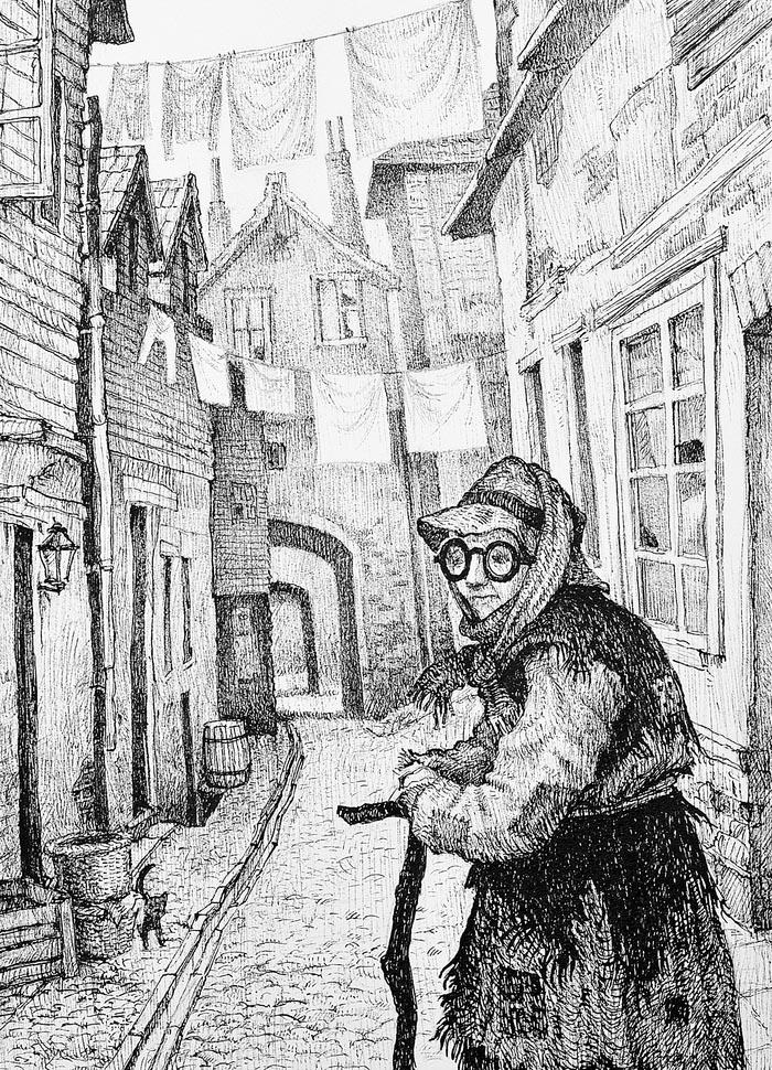 События  Иллюстратор Олег Суханов: «Глупо не соглашаться с художником»