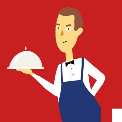 Темы  Чем живут официанты. Пять невыдуманных историй