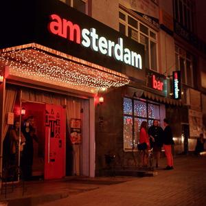 кафе-бар Amsterdam