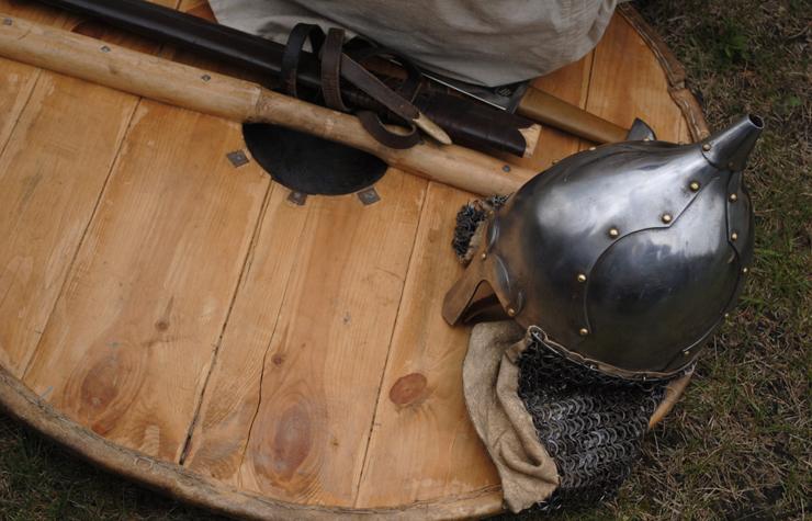 Места  Шлемы, копья, бугурты: как я ездила на «Русборг»
