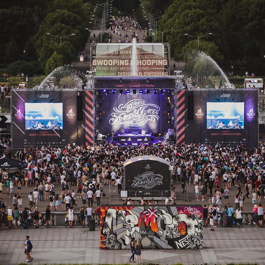 Темы  Летние фестивали 2017: куда поехать в августе