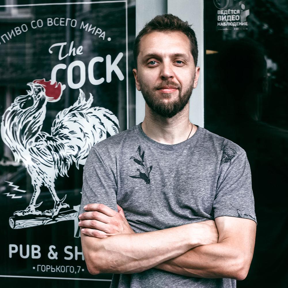 """Места  «Бывает, к нам заходят с видом """"куда мы, мать его, попали""""»: интервью с владельцами паба The Cock"""