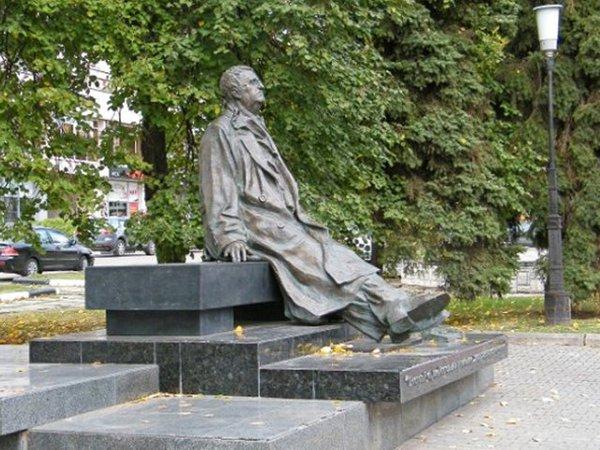 сквер им Г. Свиридова