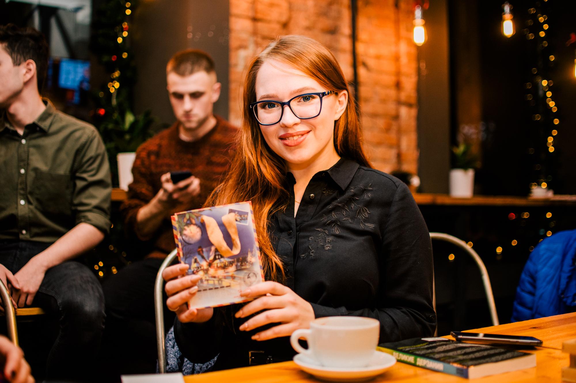 """События  Как прошла акция Тайный Санта от """"Морса"""" и Donut Bar"""