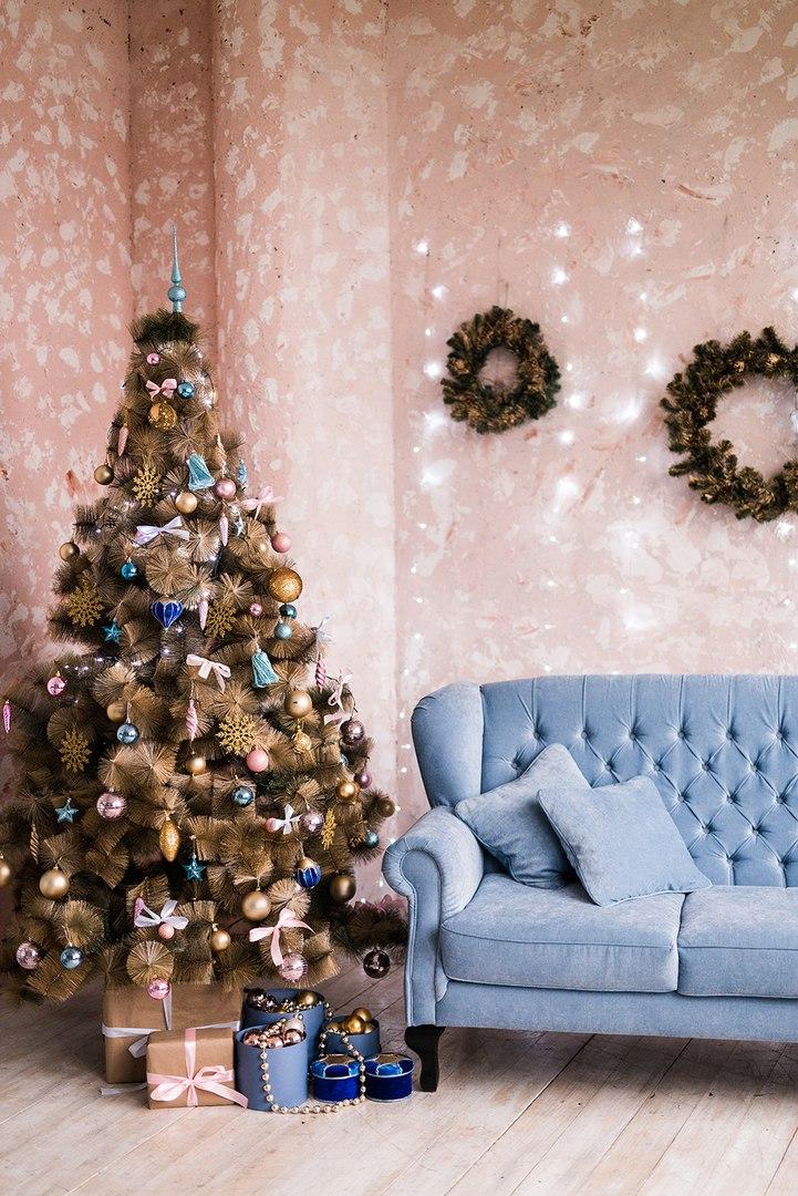Новый год 2018 в Курске Темы  Как выглядят новогодние фотостудии Курска в 2017