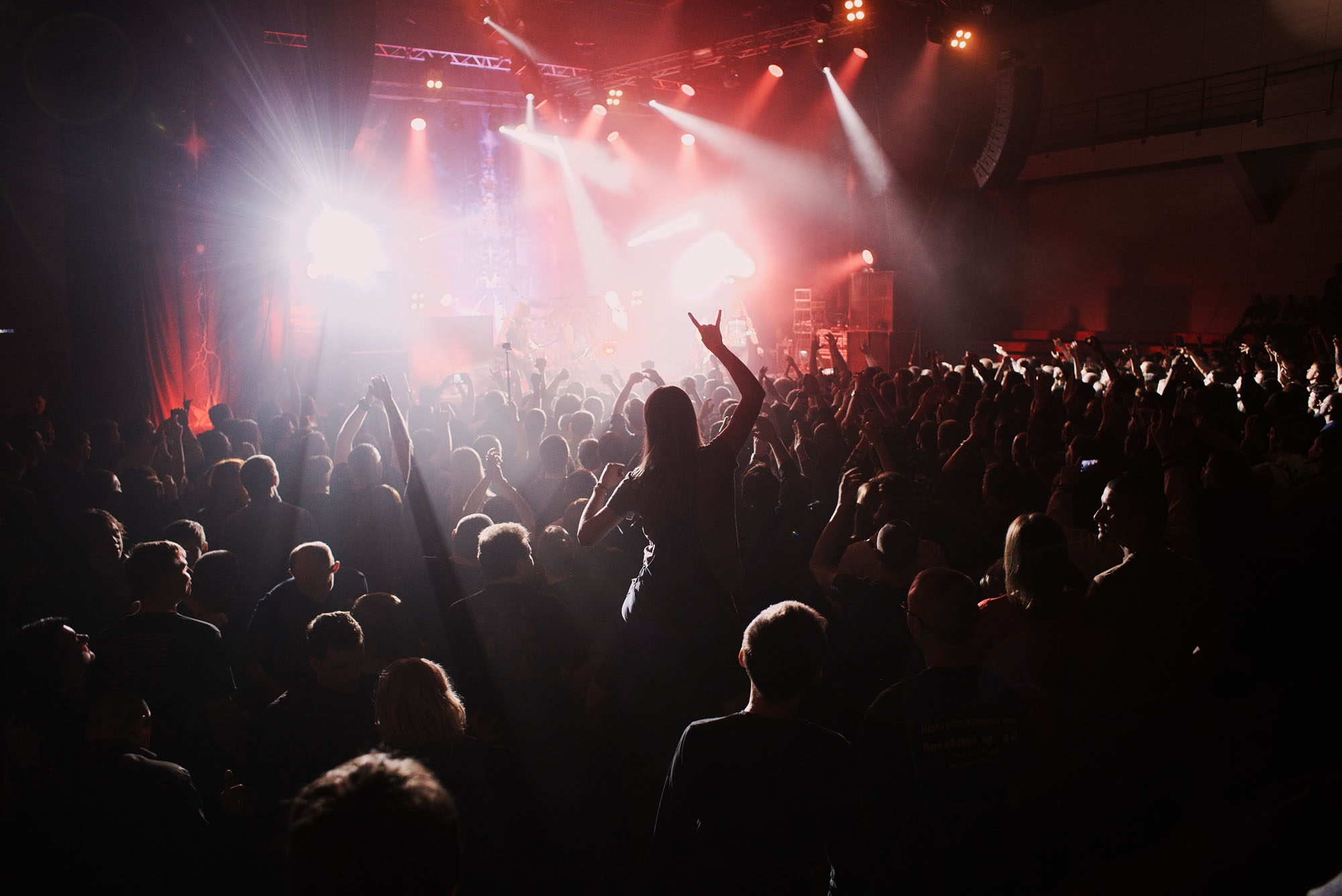 События  Как прошёл концерт группы «Кипелов» в Курске