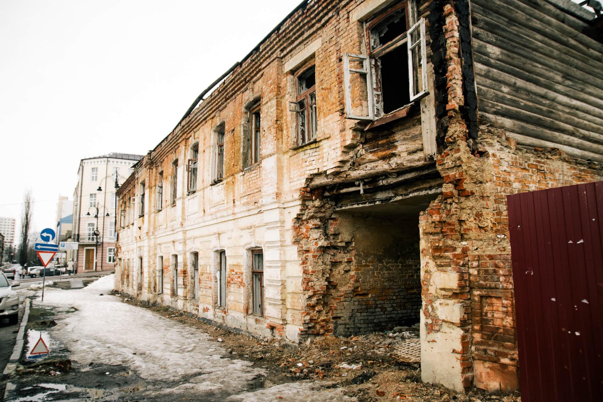 Люди Темы  «Не все равно». Участники движения «Градозащита» о том, как спасти исторические здания