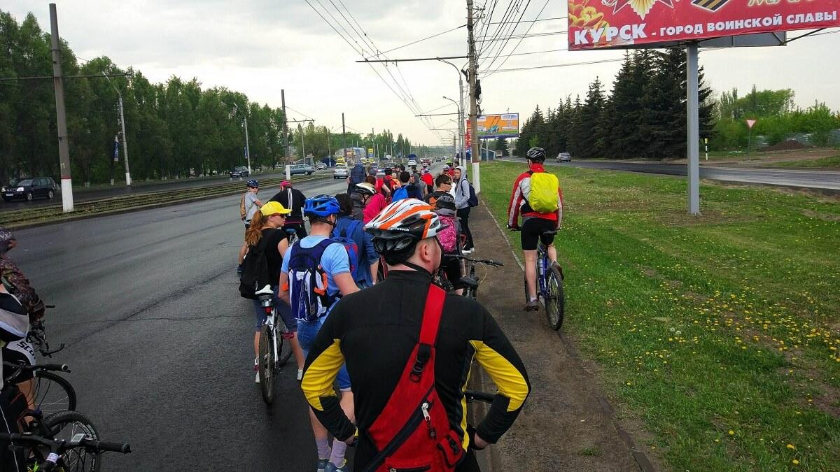 Новости  В мае пройдёт велопробег «Курск-Курчатов» в честь 73-й годовщины Победы