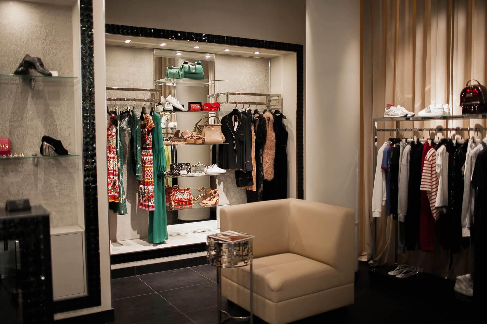 Места  Новое место: салон брендовой одежды Fashion boutique