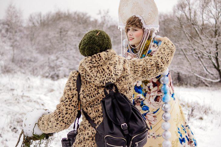 "Темы  ""In love"": не только для невест, не только для Курска"
