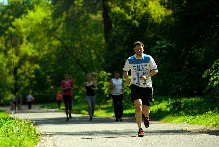 Беговой клуб Run For Fun  Run For Fun: тренировка 4 июня
