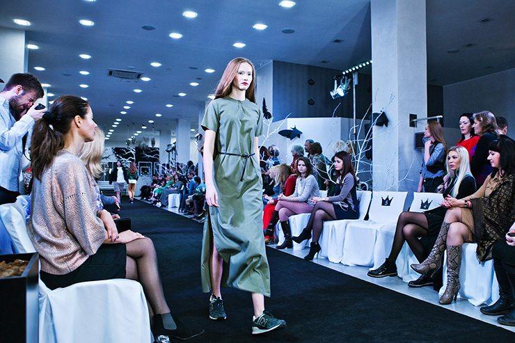 События  Kursk Fashion Week. День 1. Открытие.