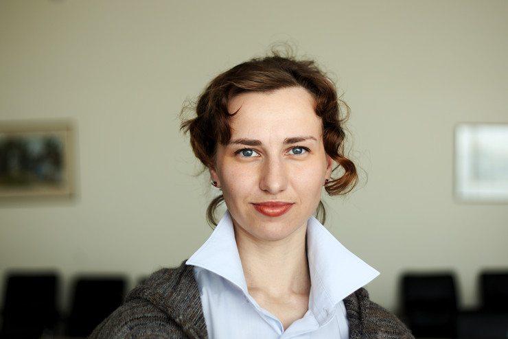 Ребежа Екатерина