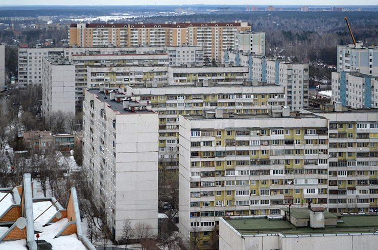 Стрелка  Так плохо, что уже хорошо: плюсы советских городов