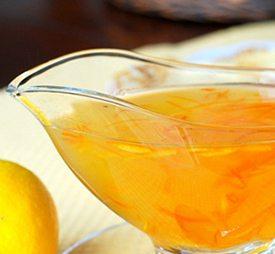 апельсиновыйсоус