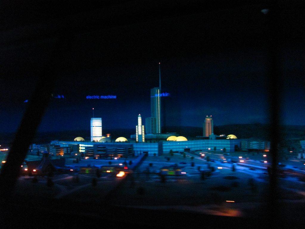 Стрелка  Мир Диснея: парк развлечений как модель идеального города