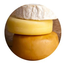сыр кружок