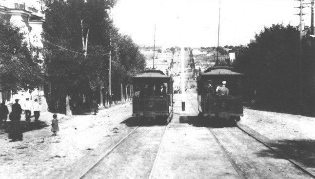 Темы  Хроника № 1: Опасные булавки в Курском трамвае