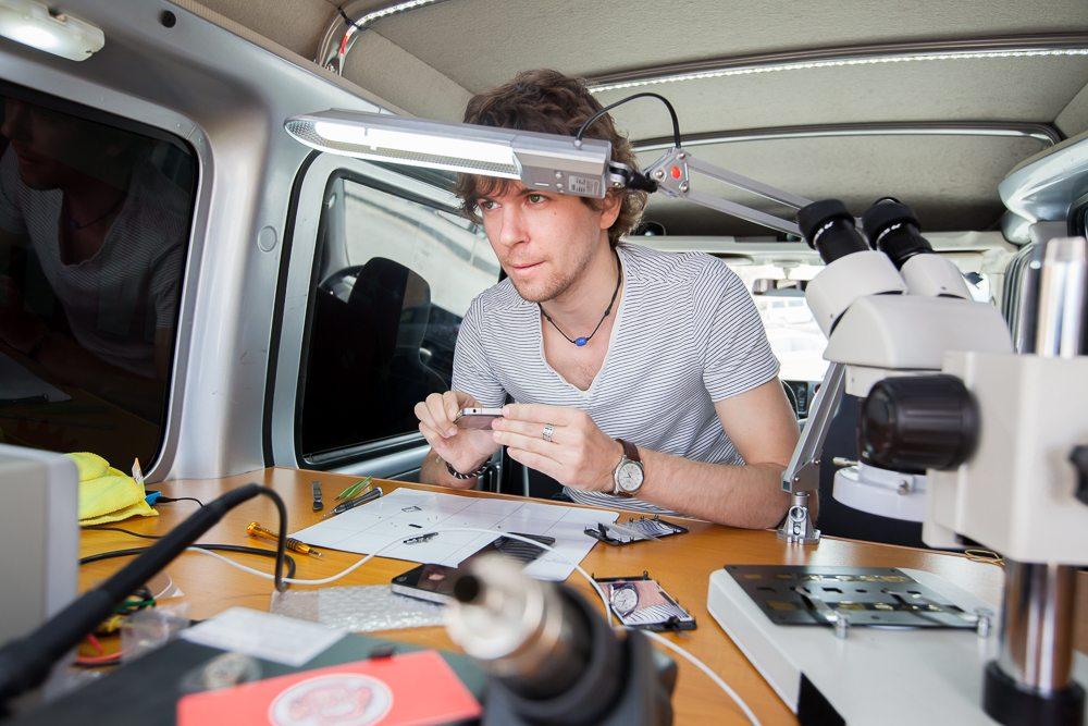 Стрелка  На колесах: 5 идей мобильных городских проектов