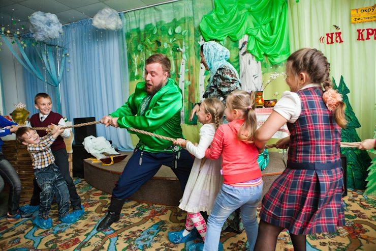 Темы  Почему стоит перечитать русские сказки?