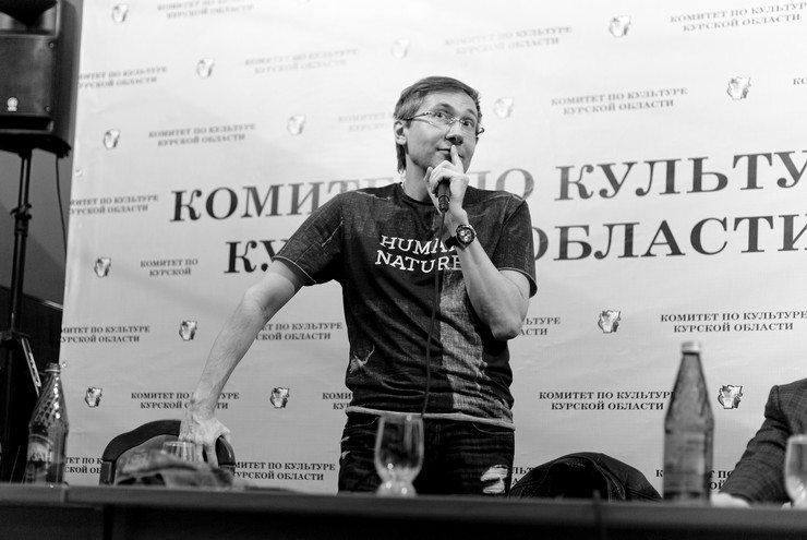 """Люди  """"Николай Лебедев: Самое глупое желание – понравиться всем"""""""