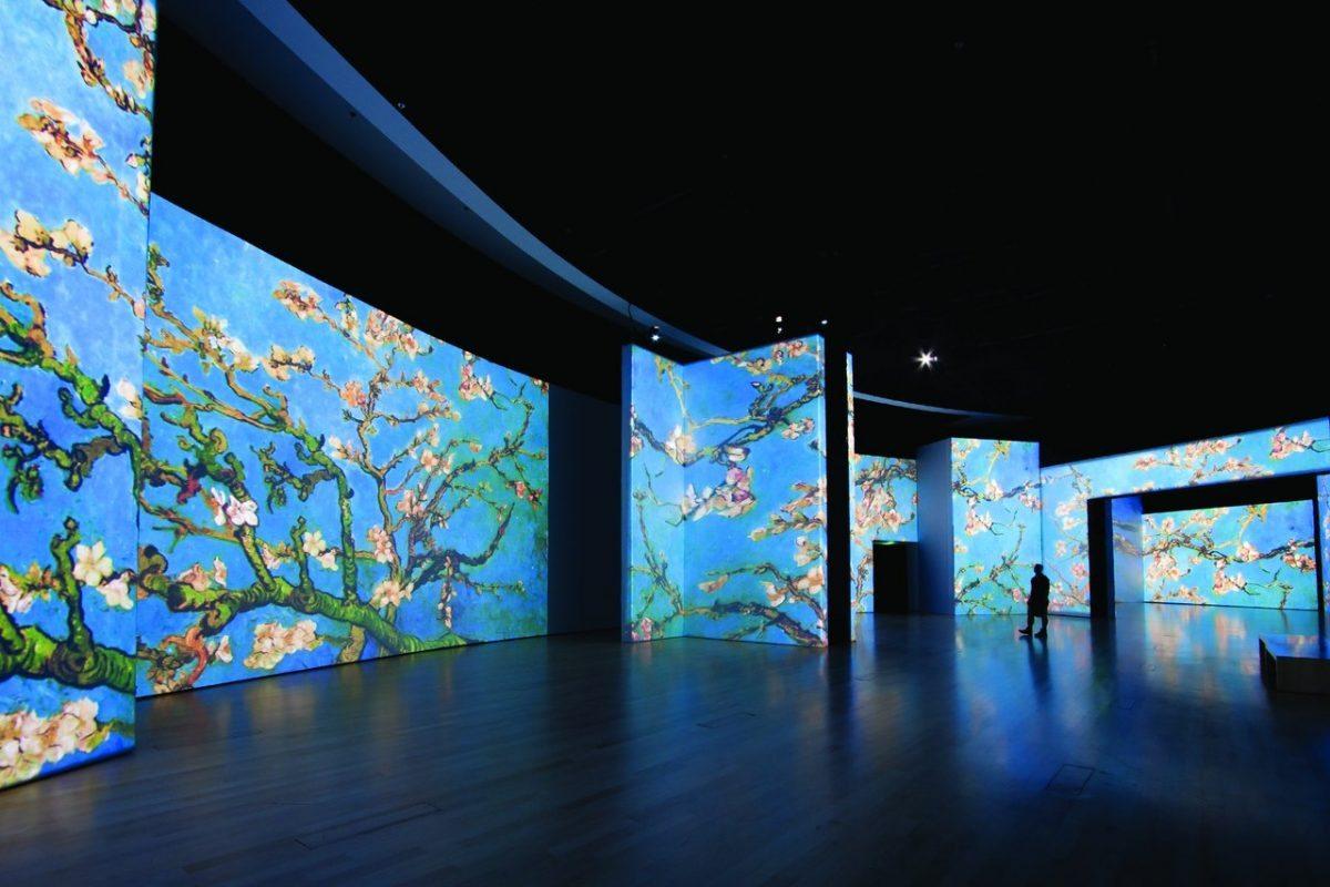События  Полное погружение: Van Gogh Alive