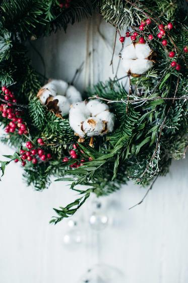 Новый год 2018 в Курске Темы  Купить к Новому Году: венки от «Wreathany»