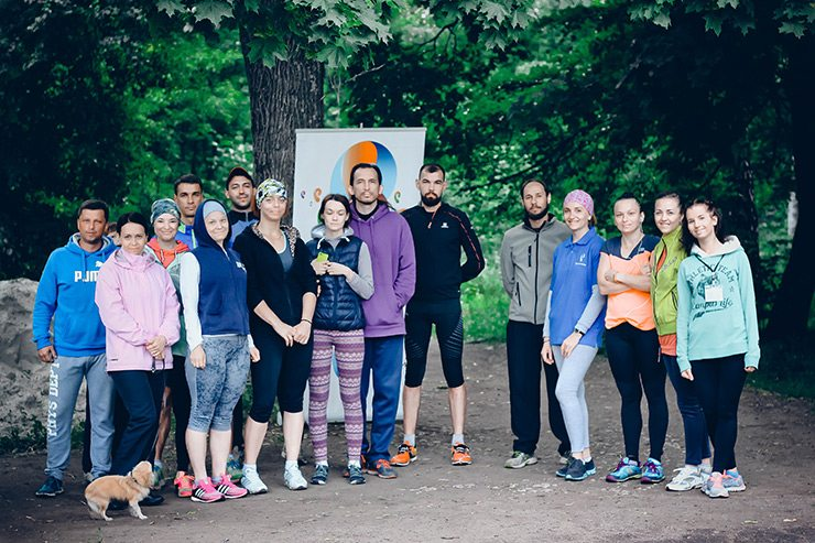 Беговой клуб Run For Fun  RUN FOR FUN: тренировка 11 июня