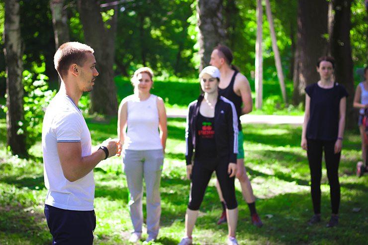 Беговой клуб Run For Fun  RUN FOR FUN: ТРЕНИРОВКА 25 ИЮНЯ