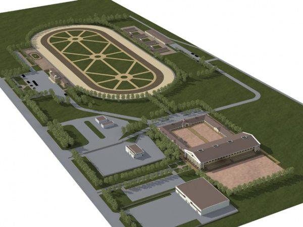События  В Курске построят большой и дорогой конноспортивный комплекс