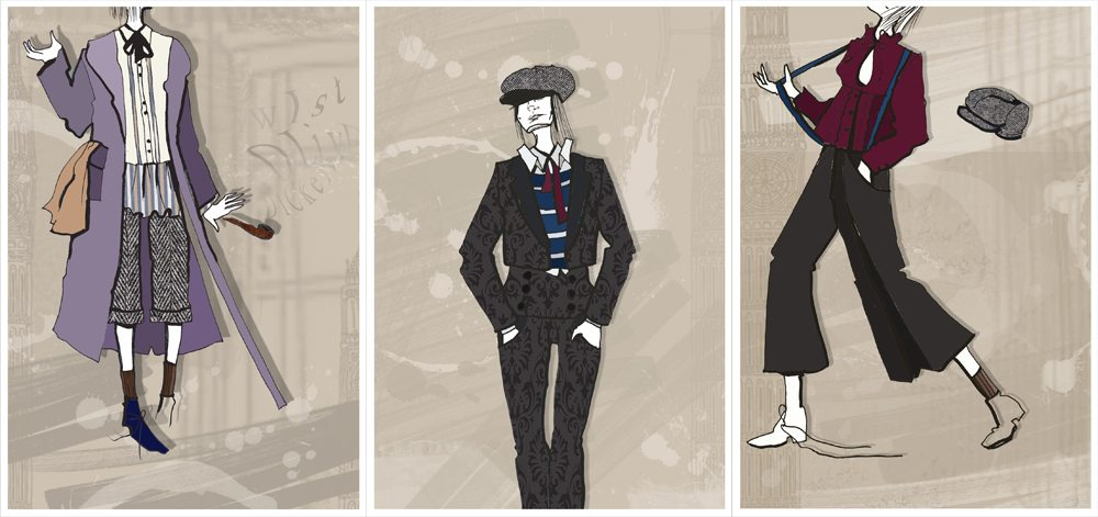 Новости  Кто стал лучшим fashion-иллюстратором?