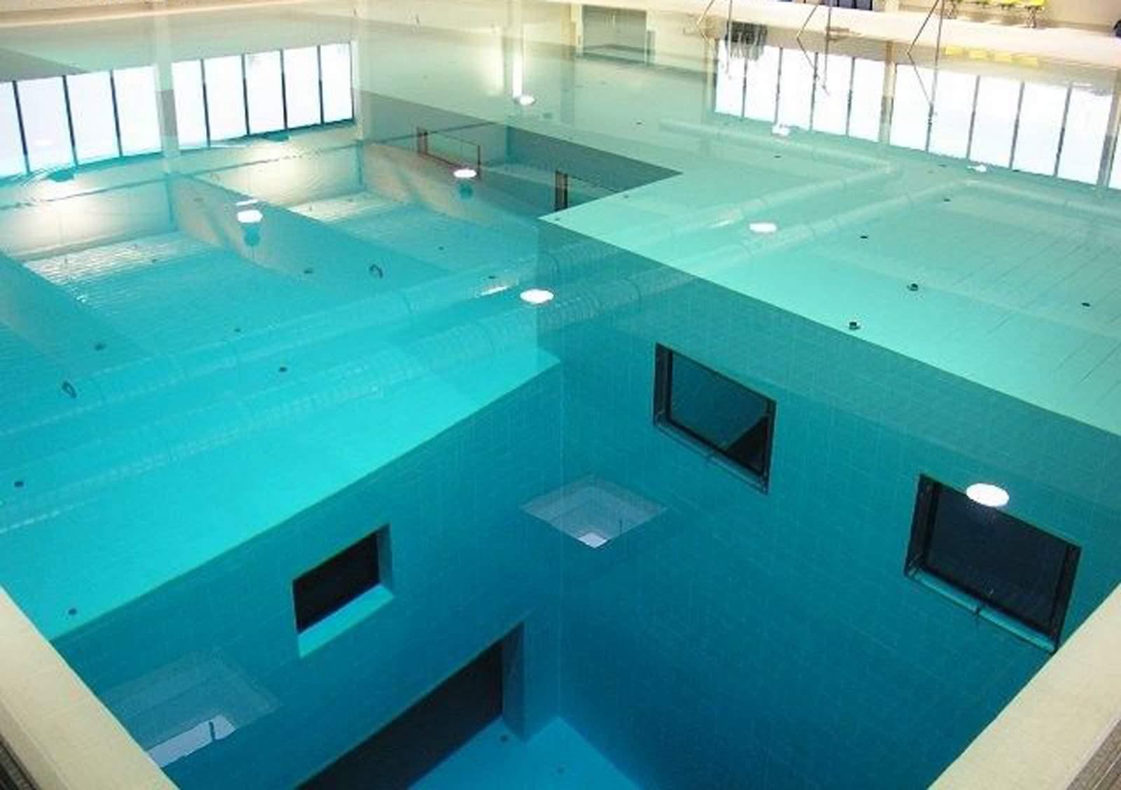 Места  За буйки не заплывать. В Курске построят бассейн для дайвинга