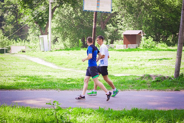Беговой клуб Run For Fun  Run For Fun: тренировка 16 июля