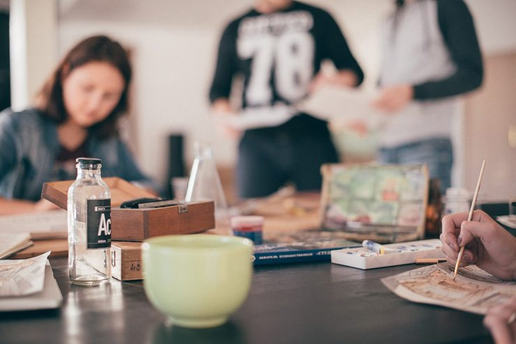 Темы  Бизнес-эксперт: как найти фирменный стиль?