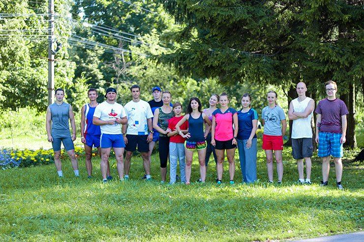 Беговой клуб Run For Fun  RUN FOR FUN: тренировка 6 августа