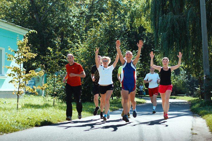 Беговой клуб Run For Fun  Run For Fun: закрытие бегового сезона