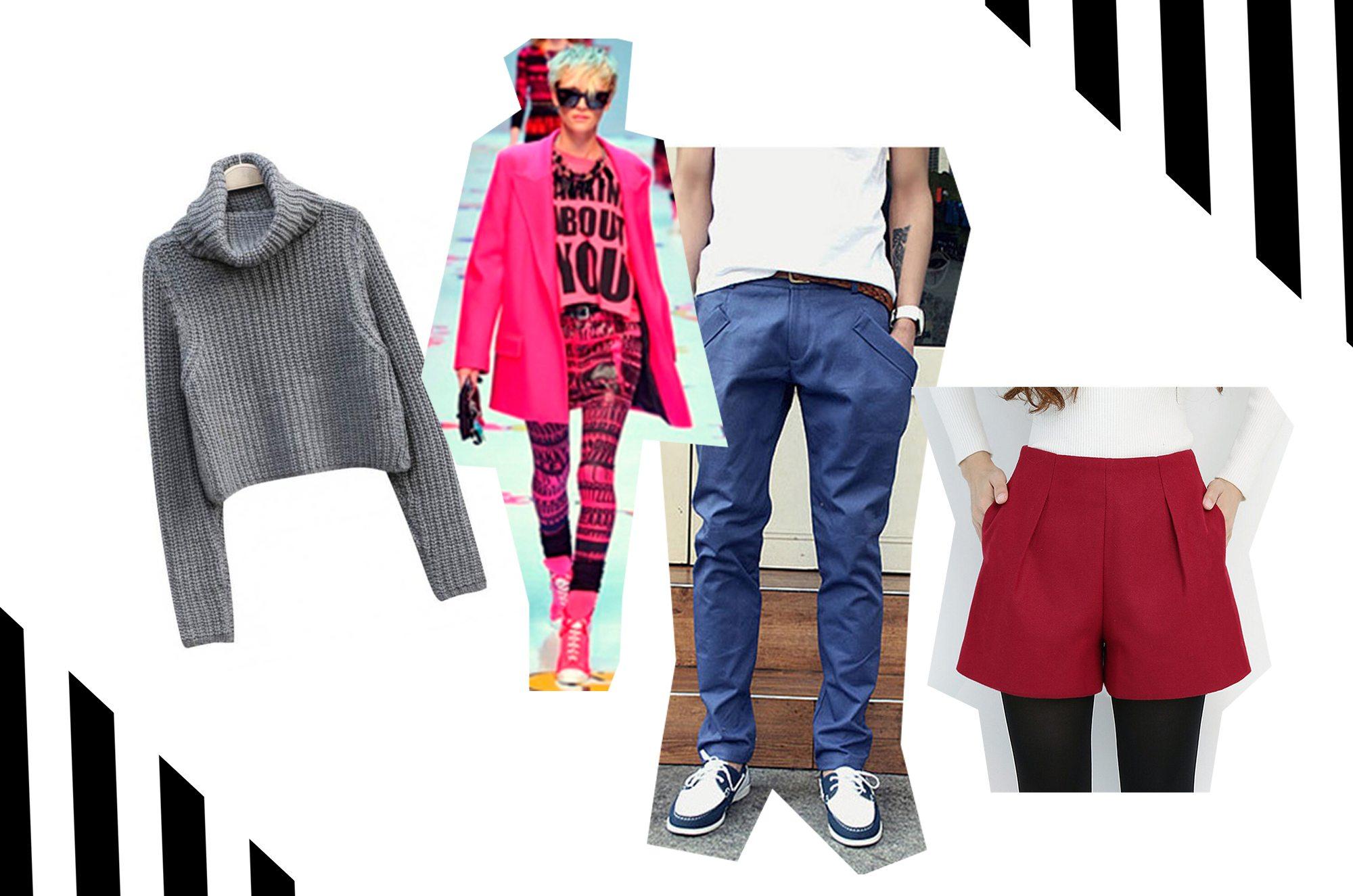 Темы  Маст-хэвы зимы по мнению юных модников