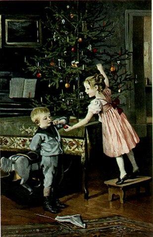 Новый год 2017 Темы  Как отмечали Новый год в 1911 году в Курске