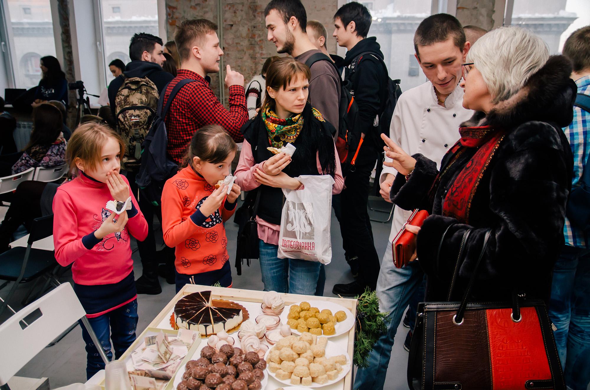 События  Фотоотчет: как прошел зимний фримаркет