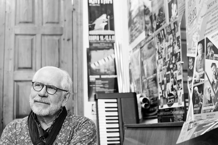 """События  """"Будет не только джаз"""": Леонид Винцкевич о Vive L`amour"""
