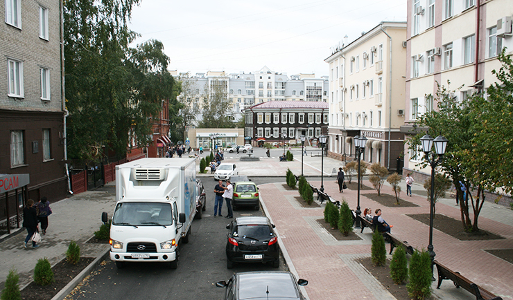 Стрелка  Бульвары, лофты и ночные парки: где в России перезапускают общественные пространства