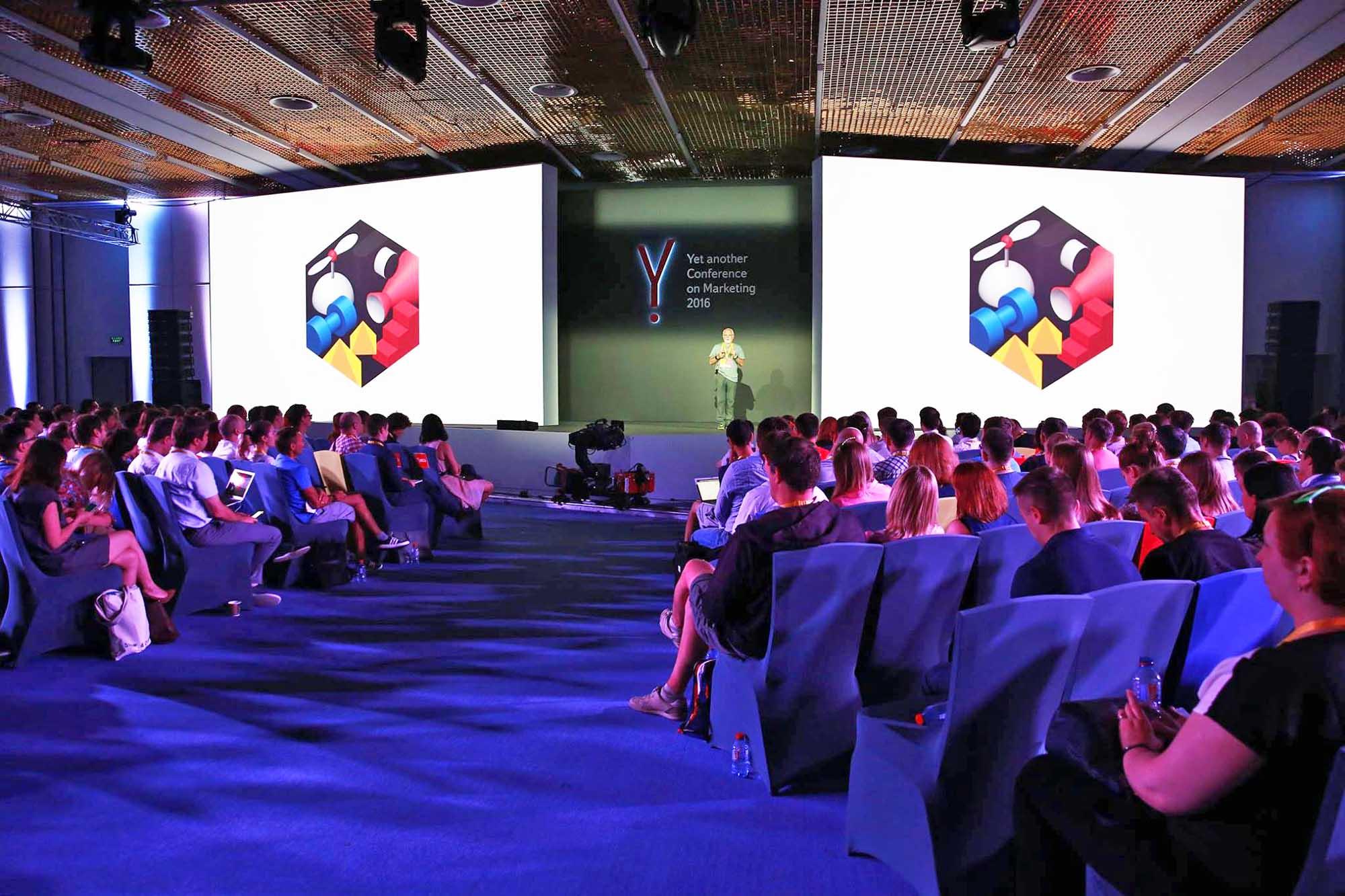 События  Трансляция конференции Яндекса YaC 2017 на morsmagazine.ru